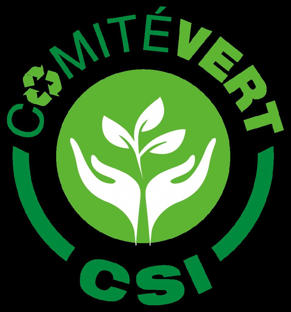 logo du Comité vert du Cégep de Sept-Îles