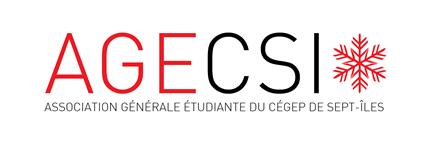 Logo de l'association générale étudiante du Cégep de Sept-Îles