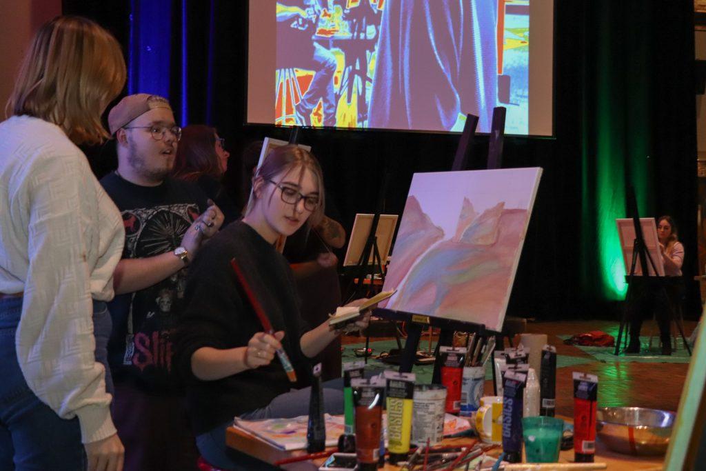 Participants en création