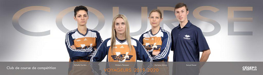 Équipe de course Voyageurs 2020 2021