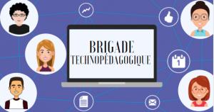Brigade technopédagogique